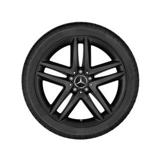 Mercedes-Benz 19 Zoll Alufelge, Vito, V-Klasse, 5-Doppelspeichen Design