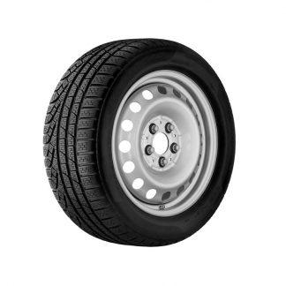 Mercedes-Benz Winterkompletträder Satz, V-Klasse, Vito, 17 Zoll, Stahl