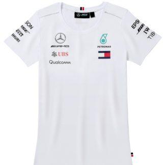 Mercedes-Benz, AMG Petronas T-Shirt Damen, Fahrer