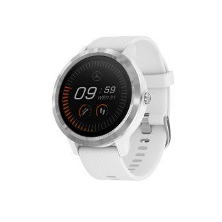 Mercedes-Benz, Smartwatch, Garmin Vivoactive 3, weiß