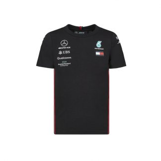 AMG Petronas Motorsport Fahrer T-Shirt für Kinder