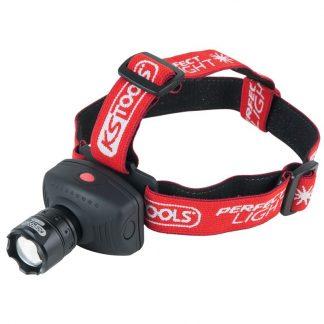 KS Tools perfectLight Kopflampe mit Fokus 140 Lumen