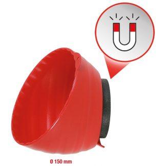 KS Tools Kunststoff-Magnet-Schale, Ø 150mm