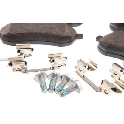 Original Bremsbelagsatz C-Klasse, E-Klasse, SLK, SLC Vorderachse