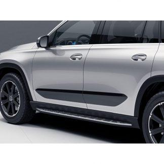 Mercedes-Benz, GLS Design Seitenverkleidung, 4-teilig, X167