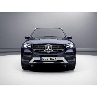 Mercedes-Benz, Mercedes Stern beleuchtet, Dekorteil, USA/CAN, GLC, GLE, GLS