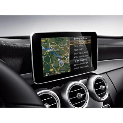 Mercedes-Benz, COMAND Online Monitor