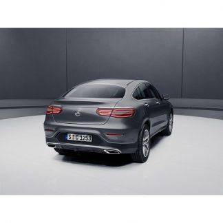 Mercedes-Benz, GLC AMG Heckschürze ohne Parkassistent, C253