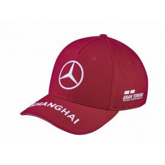 Mercedes Cap, Hamilton, Special Edition China