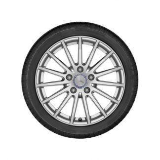 Mercedes-Benz Winterkompletträder Satz, E-Klasse W213, 16 Zoll, Vielspeichen-Design