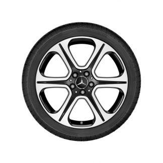 Mercedes-Benz Winterkompletträder Satz, E-Klasse, 19 Zoll, 6-Speichen Design