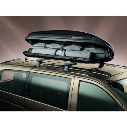Mercedes-Benz, Relinggrundträger Alustyle, zwei Querbrücken