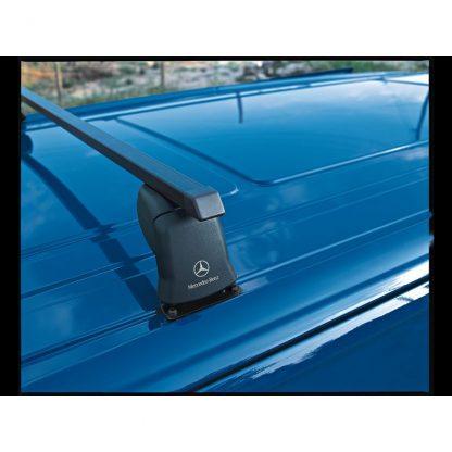 Mercedes-Benz, Dachgrundträger Standard, zwei Querbrücken