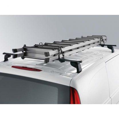 Leiterhalter, für Dachgrundträger Standard