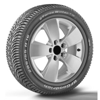 Winterreifen BF Goodrich G-Force Winter 2, 205/55 R16 91H