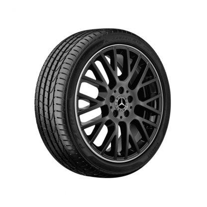 Mercedes-Benz Winterkompletträder Satz, GLE, 19 Zoll, Y-Speichen-Design