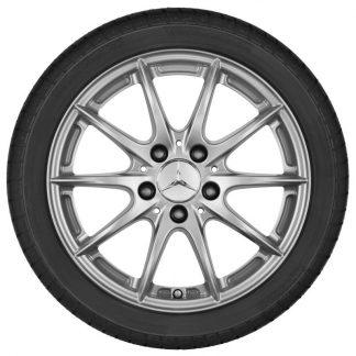 Alufelge Mercedes-Benz, GLE, 17 Zoll, 10-Speichen Design