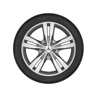 Alufelge Mercedes-Benz, GLE, 19 Zoll, 5-Doppelspeichen Design