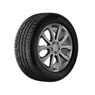 Mercedes-Benz Winterkompletträder Satz, GLE, 19 Zoll, 5-Doppelspeichen Design