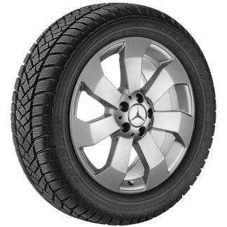 Mercedes-Benz Winterkompletträder Satz, GLE W166, 18 Zoll, 7-Speichen Design