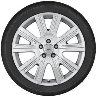 Alufelge Mercedes-Benz, GLE, GLS, 19 Zoll, 5-Doppelspeichen Design