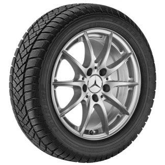Mercedes-Benz Winterkompletträder Satz, E-Klasse, S212, W212, 16 Zoll, 10-Speichen Design