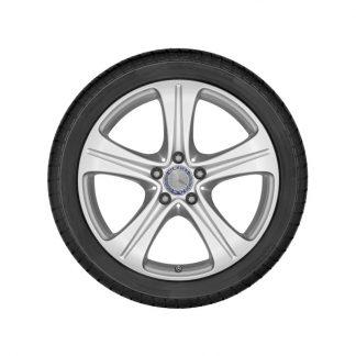 Alufelge Mercedes-Benz, E-Klasse, 17 Zoll, 5-Speichen-Design