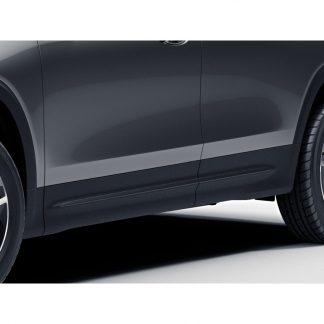 Mercedes-Benz, GLB X247, Seitenzierleiste, Carbon-Style