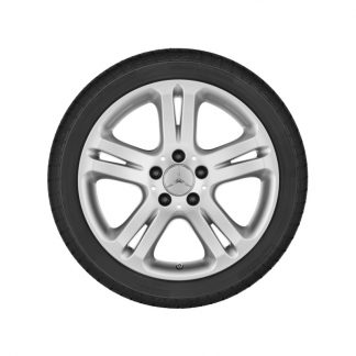 Alufelge Mercedes-Benz, E-Klasse S211, W211, 16 Zoll, 5-Doppelspeichen Design