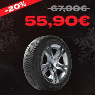 Winterreifen Michelin Alpin 5 M+S, 195/65 R15 91T