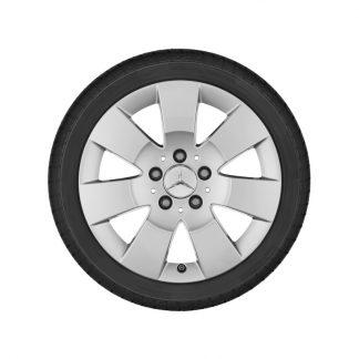 Aktions-Alufelge Mercedes-Benz C-Klasse, 16 Zoll, 7-Speichen-Design