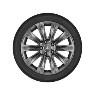 Aktions-Alufelge Mercedes-Benz E-Klasse, 17 Zoll, 10-Speichen-Design