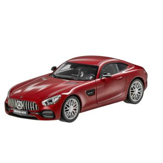 Mercedes-AMG GT S, Coupé Modellauto, Maßstab 1:18