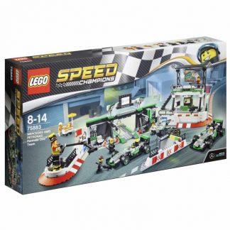 LEGO®, Speed Champions, MERCEDES AMG PETRONAS Formula One™ Team
