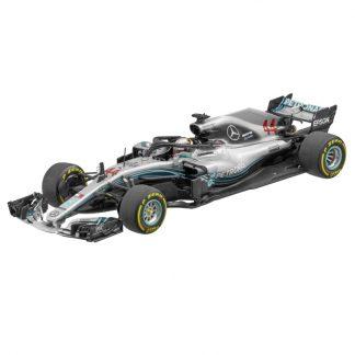 Mercedes-AMG Petronas Motorsport, Lewis Hamilton, 2018, Modellauto, Maßstab 1:43