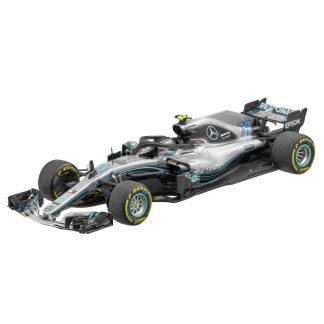 Mercedes-AMG Petronas Motorsport, Valtteri Bottas, 2018 Modellauto, Maßstab 1:43