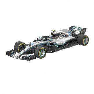 Mercedes-AMG Petronas Motorsport, Valtteri Bottas, 2018, Modellauto, Maßstab 1:18