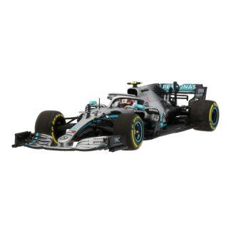 MERCEDES AMG PETRONAS Formula One™ Team, Lewis Hamilton, Saison 2019 Modellauto, Maßstab 1:43