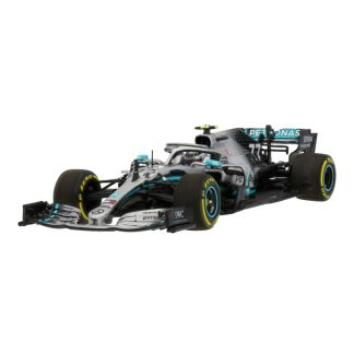 MERCEDES AMG PETRONAS Formula One™ Team, Valtteri Bottas, Saison 2019 Modellauto, Maßstab 1:43