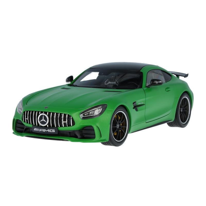 "Mercedes-AMG GT R, ""Green Hell"" Modellauto, Maßstab 1:18"