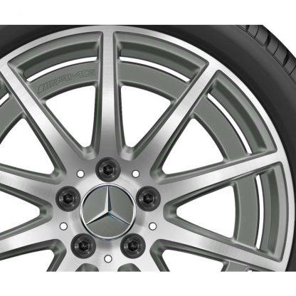 19 Zoll AMG Alufelge, GLA H247, 10-Speichen-Design