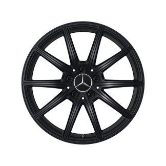 Alufelge Mercedes-Benz, GLA H247, GLB X247, 18 Zoll, 5-Doppelspeichen Design