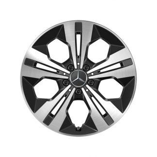 Alufelge Mercedes-Benz 18 Zoll, GLA H247, GLB X247 5-Doppelspeichen-Design, Aero