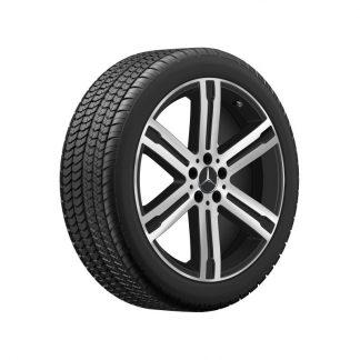 Mercedes-Benz Winterkompletträder Satz, 20 Zoll, GLA H247, GLB X247, 6-Speichen Design