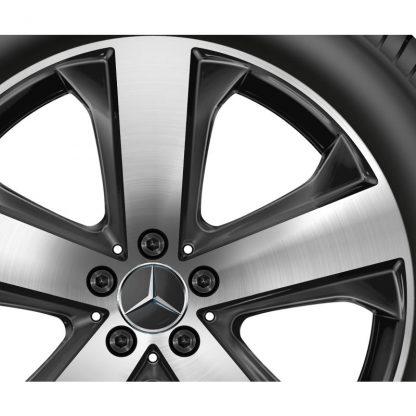 AMG Winterkompletträder Satz, GLS X167, 20 Zoll, 5-Speichen Design