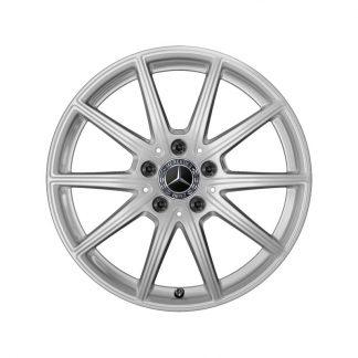 Alufelge 17 Zoll Mercedes-Benz GLA, GLB, CLA, A-Klasse, 10-Speichen-Design