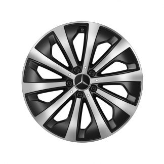19 Zoll Alufelge Mercedes-Benz GLA, GLB, 10-Speichen-Design, Aero