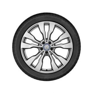 Alufelge 20 Zoll, Mercedes-Benz GLE C292, 5 Doppelspeichen Design