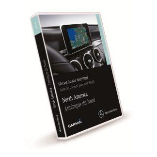 Garmin® MAP PILOT, Navigationsmodul SD-Karte Nordamerika, für Nachrüstung Code 357 (EG9), bei vorhandener Vorrüstung Code 355(EV5)
