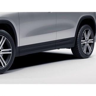 Mercedes-Benz Seitenzierleiste, Carbon-Style, GLA H247